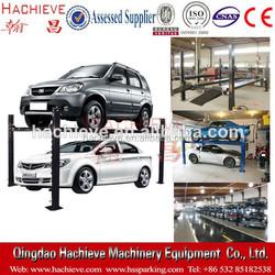 Garage Auto Parking Lift/Four Post Auto Parking Lift/Auto Parking Equipment