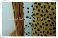 boa piel sintética tela en jiaxing