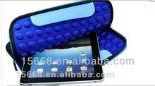 2012 hot sell neoprene anti-shock bubble laptop case
