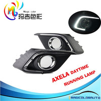 High Technology Light Guide Daytime Running Light for Mazda Axela