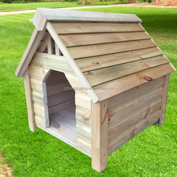 wood indoor dog kennels