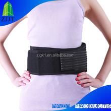 Professional Self heatingNano-tech Tourmaline fiber waist brace/belt/pad massagers