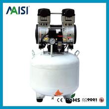 Hot Sell Tank Oil-Free Air Compressor 240L/min 8 bar 1.5HP/1200W 60L