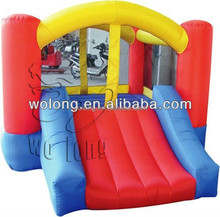 Kids jumping castle, inflatable bouncer slide