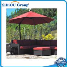 Easy Tilt garden mini patio umbrella