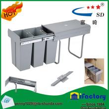 ceramic kitchen antique wooden kitchen waste bins plastic dustbin