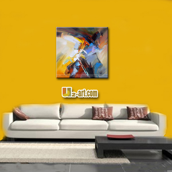 Beautiful Hot Selling Abstract Painting For Hotel Room Wall ...