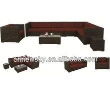 round wicker sofa outdoor rattan furniture garden furniture outdoor wicker modern sofa