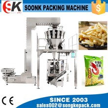 automatic vertical longer life plasticine/food packing machine