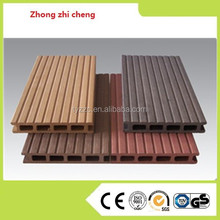 Wood plastic Synthetic (WPC) outdoor decking flooring