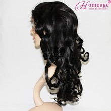 Homeage hot sale Brazilian human hair wigs real hair