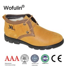 2015 New design fashion Handmade leather shoes for men