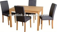 PROMOTIONAL PRICES!! plastic wood dining tables and chairs