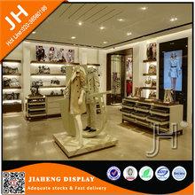 Customized Fashion Clothing Garment Shop Store Display Furniture