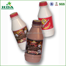 wrap around label, dairy product label