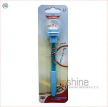 Personalized promotional custom light up pen , custom logo pen , high quality ball pen
