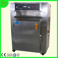 CE approved digital high temperature dust-free heating oven
