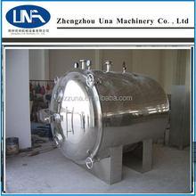 Una super quality zhengzhou una vacuum dryer fruit and vegetable