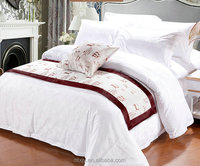 Luxury bed spread,bed scarf,hotel bedding set bed runner