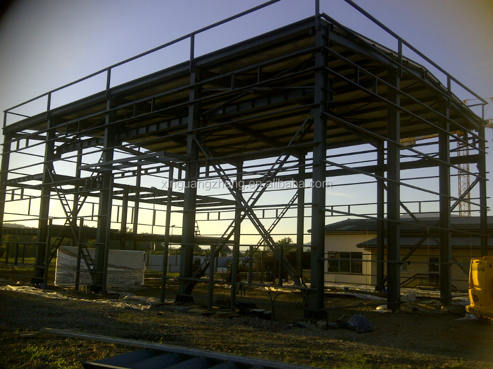 Two story steel structure cable works building buy two for 2 story steel building