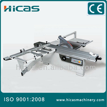 European standard woodworking machine cutting materials sliding table saw