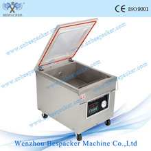 Gas Flush Vacuum Packing Machine of Table-top Type