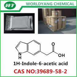 1H-Indole-6-acetic acid 39689-58-2