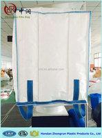 Wholesale high quality bulk bag PP big bag/FIBC bag/ super sack 1 ton/ top open, bottom discharg 100% new virgin resin china