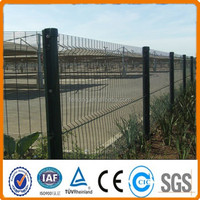 Low price high voltage 358 high security fence