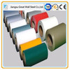 Construction material all type Color coated galvanized steel roofing sheet /PPGI/PPGL Steel roofing sheet