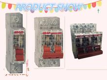 DZ47-63 1p 2p 3p mcb mini circuit breaker
