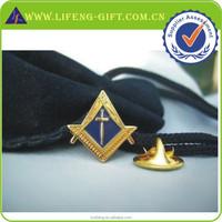 Masonic Sord Lapel Pins, No Min Order Lapel Pins