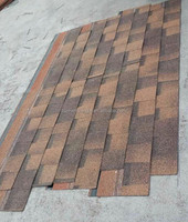 Double Layer Roof Material Tiles Laminated Asphalt Shingles