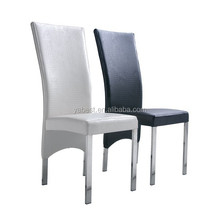 new model leather dining chairs made in china
