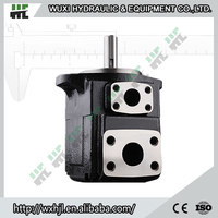 Good Quality T6 high pressure hydraulic variable vane pump