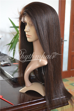 2015 hot sale silky straight wave wholesale virgin Brazilian Full Lace Wigs Human Hair Wholesale Full Lace Wigs