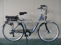electric bicycle with Panasonic battery 36V 13.2AMPS