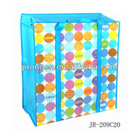 Fashion designs travel high quality pp non-woven storage bag