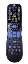 universal remote control cable tv dvd aux 4 in 1 vod vtr