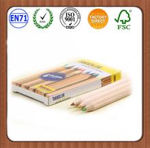 6 pcs colouring pencil set