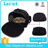 portable Soft-Sided pet dog crate/portable cat travel bag/pet cat cage