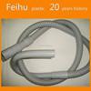 Pvc spiral steel wire reinforced hose / Pvc electrical flexible hose / Flexible pvc duct hose