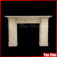 Indoor white marble fireplaces in pakistan in lahore