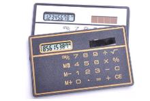 Solar Powered Desktop Calculator