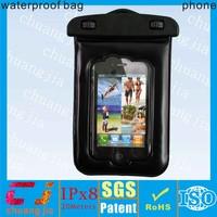 wholesale Mobile phone accessory swim waterproof bag