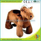 SIBO Engraçado animais curta passeios miúdos brincalhão montam brinquedos de cavalo / kids pelúcia passeio em brinquedos cavalo
