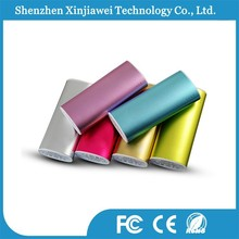 Multiple Function Rechargeable Battery 5000 mAh Travel Power Bank