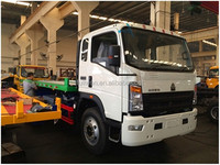 New Design 4x2 flatbed wrecker towing truck for sale in DUBAI