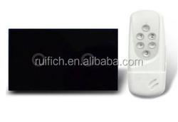 resonable price US EU UK touch screen wall switch & light switch glass