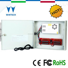 cctv power supply box with battery backup